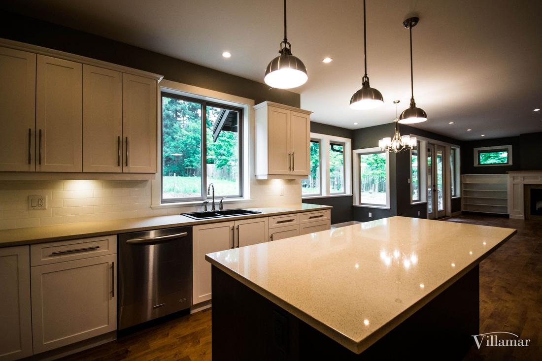 custom home builder west saanich construction villamar