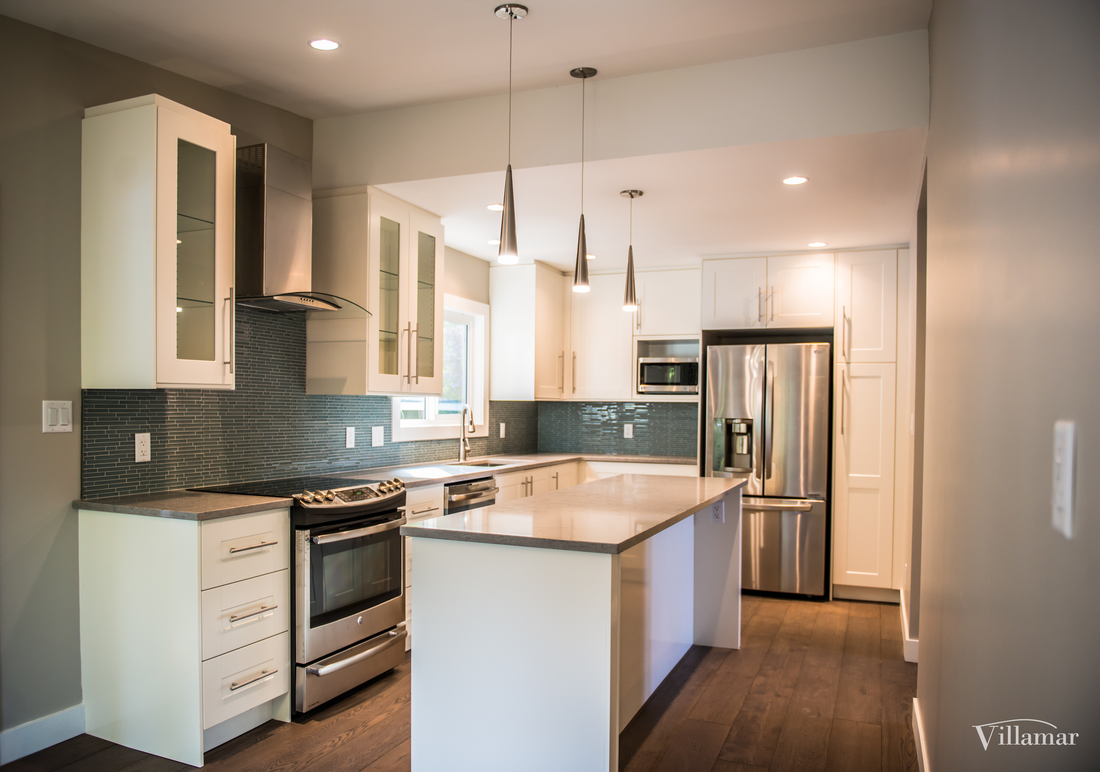 Renovation tanner victoria villamar residential for Kitchen design victoria bc