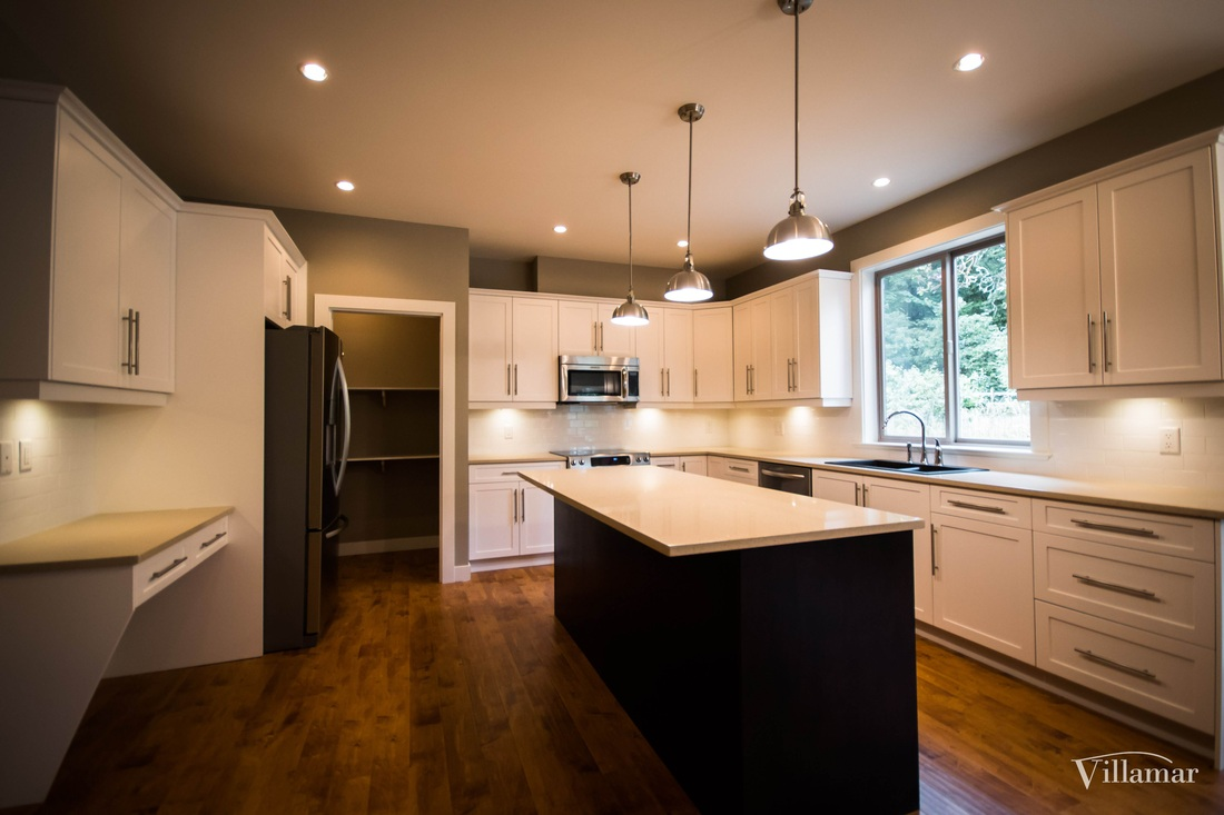 kitchen new build home saanich bc