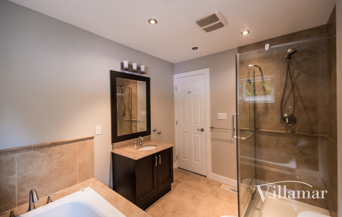 general contractor victoria bathroom renovation  villamarbc