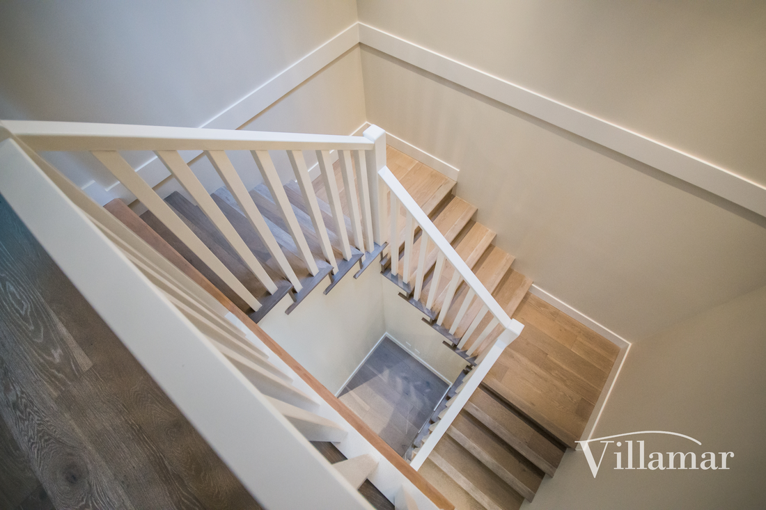 staircase builder custom home best victoria bc