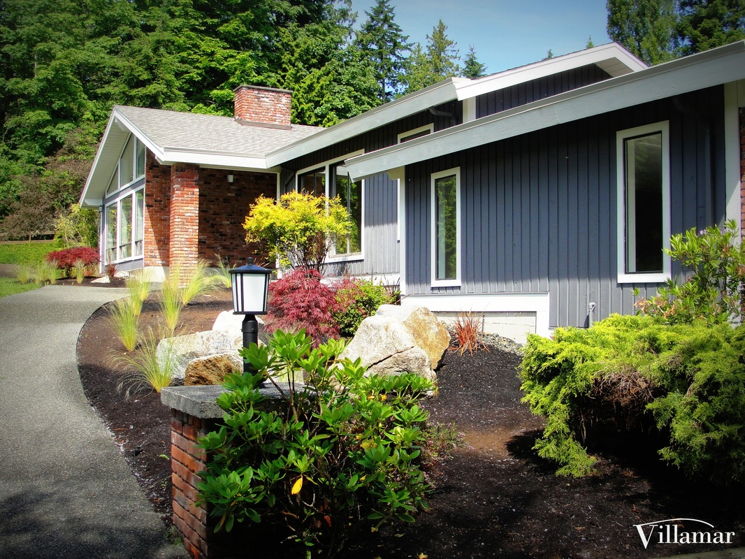 landscaping renovation victoria bc company small construction project