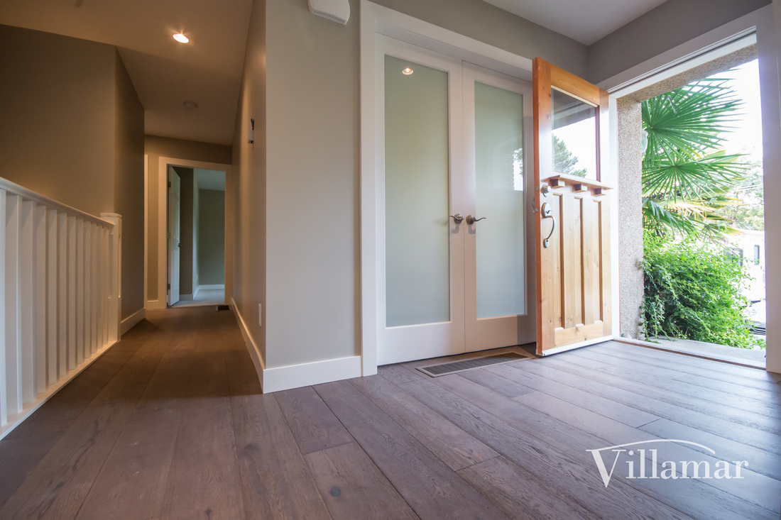 engineered flooring entrance design company remodel interior villamar