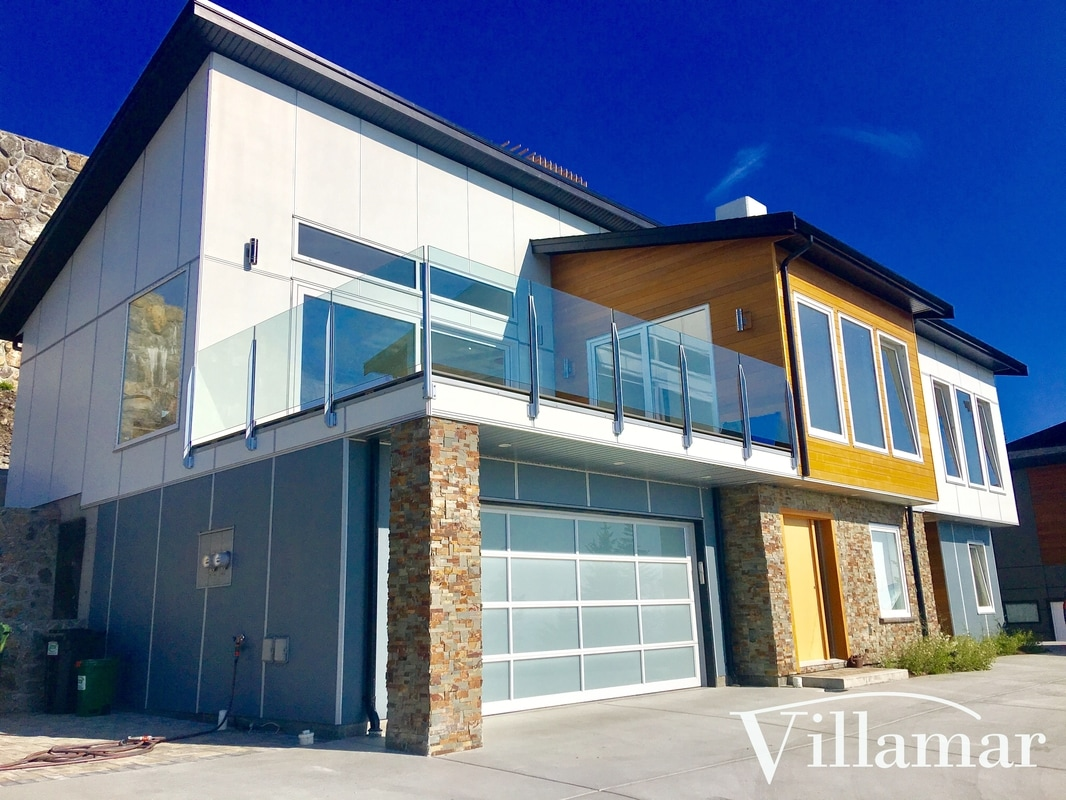 modern custom home villamar west shore victoria company construction general contractorn