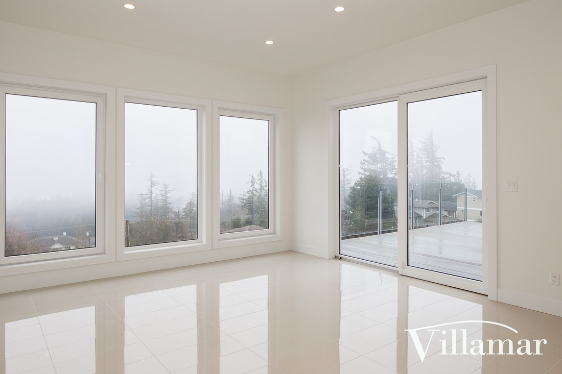 high gloss pearl ceramic floor victoria bc design custom home villamar