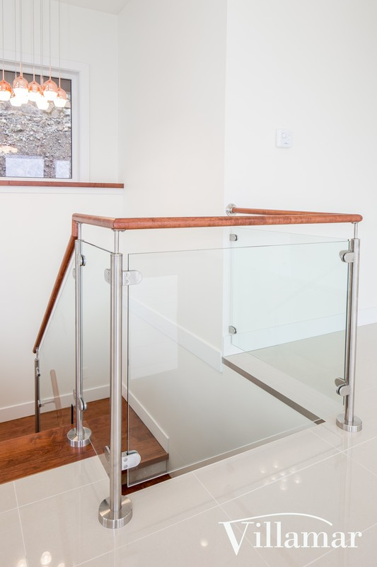 custom railing glass installation construction company westshore