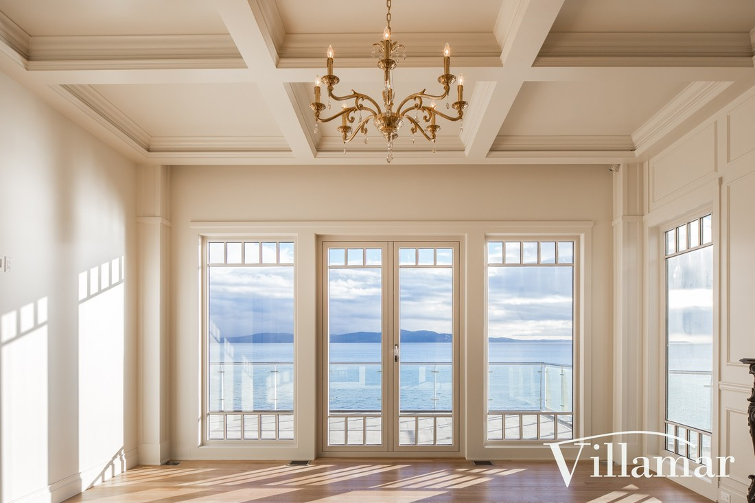 coffered ceiling view spectacular company best in victoria